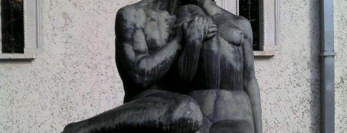 "Muzeul de Artă ""K. H. Zambaccian"" is one of A List of Bucharest Museums."