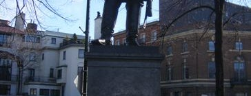 Charles Devens Statue is one of IWalked Boston's Public Art (Self-guided Tour).