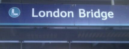 London Bridge Railway Station (LBG) is one of Train stations.