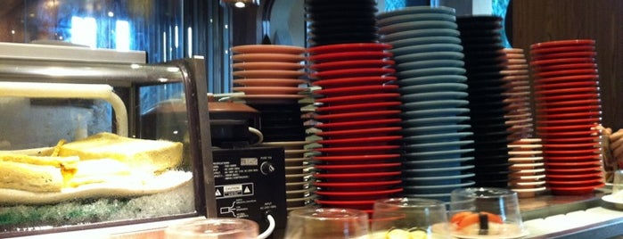 Sushi Zanmai (壽司三味) is one of Must-visit Food in Petaling Jaya.