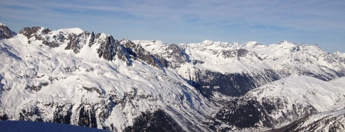 Les Grands Montets is one of Skiing.