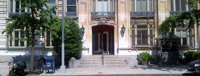 Eton and Rugby Hall Apartments is one of AIA (NYC - The Heights and The Harlems).