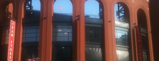Busch Stadium is one of MLB Baseball Stadiums.