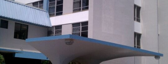 Hospital Damas is one of Ponce #4sqCities.