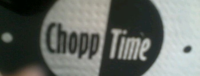 Chopp Time is one of Places.