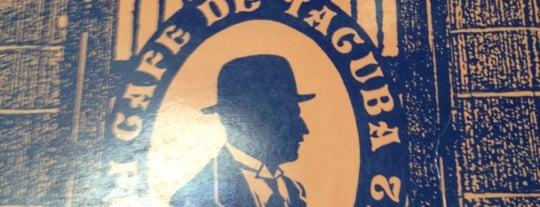 Café de Tacuba is one of Ciudad de México, Mexico City on #4sqCities.
