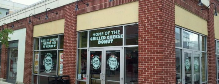 Tom + Chee is one of A local's guide: 48 hours in Cincinnati, OH.