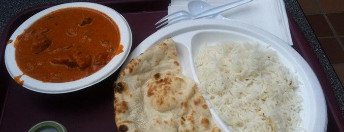 My Indian Restaurant List