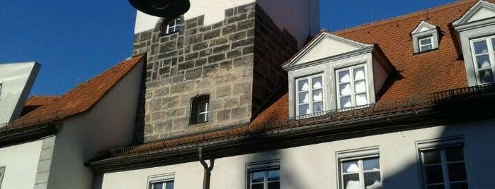 Universität Bamberg is one of Bamberg #4sqCities.