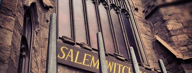 Salem Witch Museum is one of Attractions to Visit.