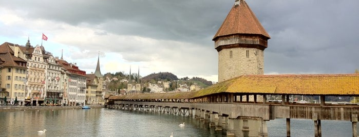 Luzern - Lucerne - Lucerna is one of Discover Lucerne.