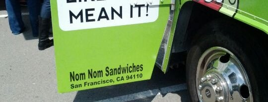 Nom Nom Truck is one of Food Trucks.