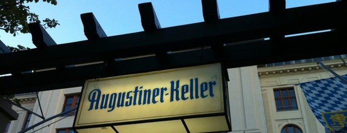 Augustiner-Keller is one of Beer Map.