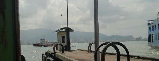 Butterworth Ferry Terminal (Pangkalan Sultan Abdul Halim) is one of เที่ยว George Town, Penang.