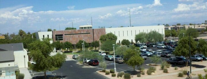 Chandler Downtown Library is one of Top 10 favorites places in Chandler, AZ.
