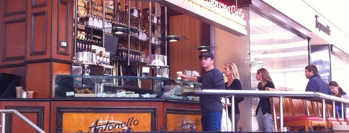 Antonello Espresso Cafe is one of Top picks for Coffee Shops.