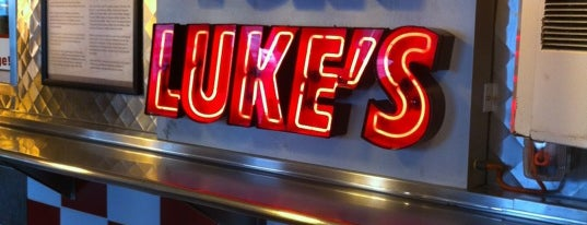 Tony Luke's is one of Penn List.