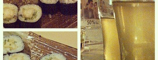 Zuma sushi senayan city is one of 40 favorite restaurants.