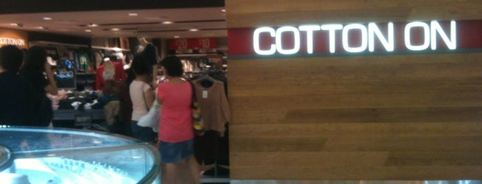 Cotton On is one of Shopping.