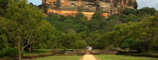Sigiriya Rock is one of Trips / Sri Lanka.
