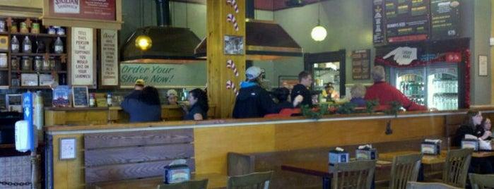 Potbelly Sandwich Shop is one of 20 favorite restaurants.
