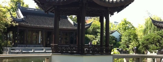 Lan Su Chinese Garden is one of DPP's PDX.