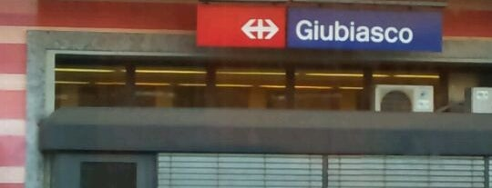 Stazione Giubiasco is one of Bahnhöfe.