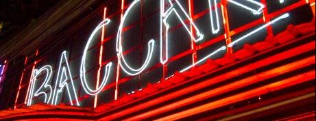 Baccara is one of All Bars & Clubs: TalkBangkok.com.