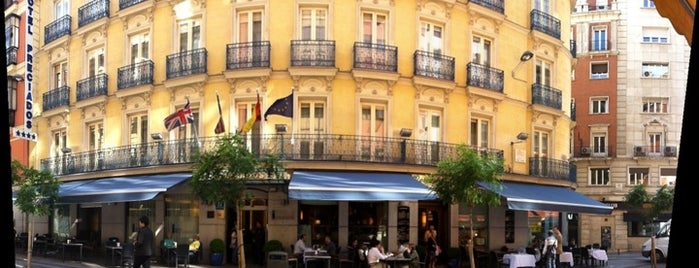 The 15 best places for hidden spots in madrid for Hotel preciados madrid