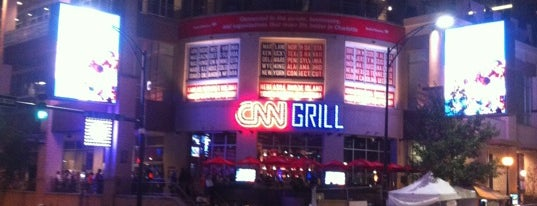 CNN Grill @ DNC (Vida Cantina) is one of ang say khieng U.S.A..