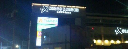 クロスガーデン川崎 is one of 横浜・川崎のモール、百貨店.
