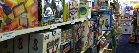 Toys Et Cetera is one of Buy Local Guide: Quirky and Kid-Friendly Shops.
