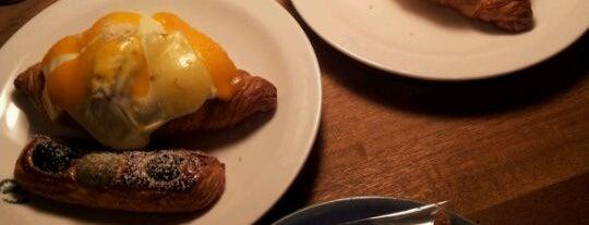 Theobroma Chocolatier is one of Coffee&desserts.