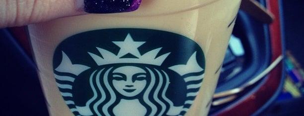 Starbucks is one of U.