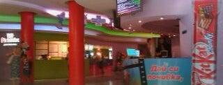 Cineplex is one of Sofia Cinemas.