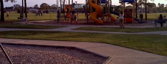 Ogden Park Playground is one of Gary's List.