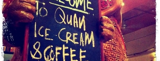 Quan Ice Cream & Coffee House (咖啡馆) is one of My makan places.