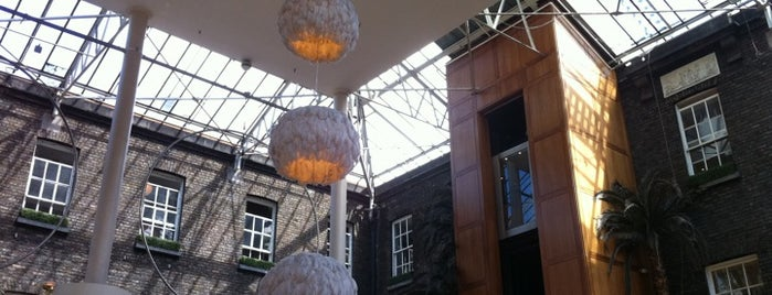 Powerscourt Townhouse Centre is one of Dublin.