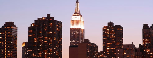 Empire State Building is one of NYC Tourist Spots.