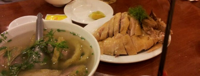 Cơm Gà Hồng Xương is one of Đồ ăn sài gòn.