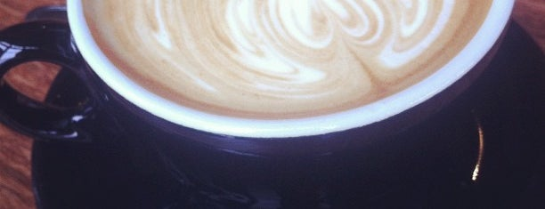 Favorite Coffee Shops in Portland
