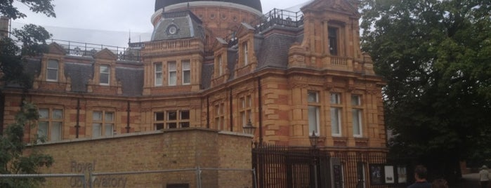 Royal Observatory is one of London City Badge - London Calling.