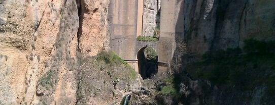 Puente Nuevo de Ronda is one of 101 cosas que ver en Andalucía antes de morir.