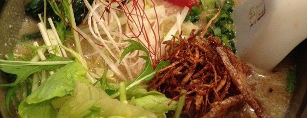 麺創房 玄NOMAD is one of 御徒町 ラーメン.
