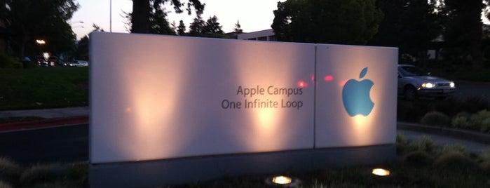 Apple Store, Infinite Loop is one of San Francisco Scrapbook.