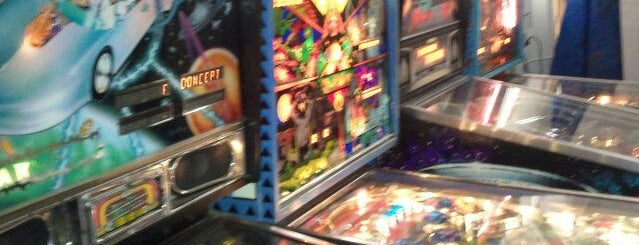 Blairally Vintage Arcade is one of Video Game & Gamer Bars.