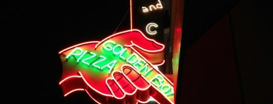 Golden Boy Pizza is one of Looking for some 'za in SF?.