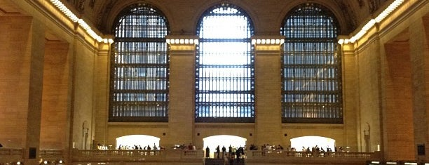 Grand Central Terminal is one of Free Things to Do in New York.