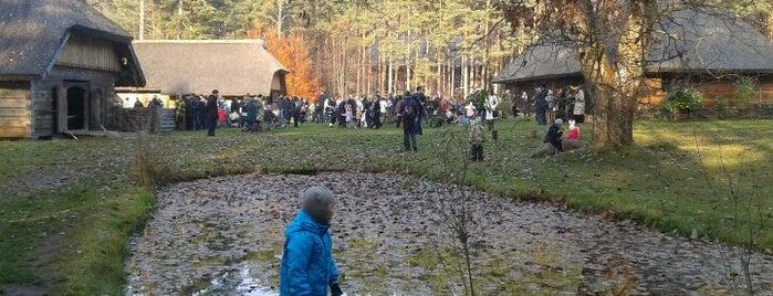 Latvijas Etnogrāfiskais brīvdabas muzejs | The Ethnographic Open-Air Museum of Latvia is one of Unveil Riga : Atklāj Rīgu : Открой Ригу.