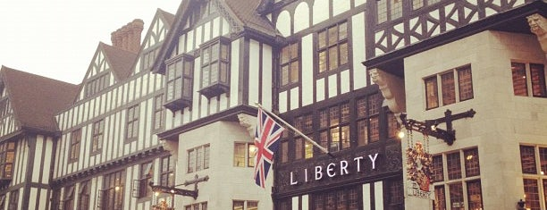 Liberty of London is one of PIBWTD.